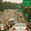 Traffic Congestion — Foto Stock
