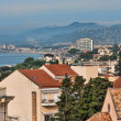 Cannes on the Cote d'Azure, France — Stock Photo