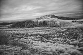 Tuscan Countryside by Infrared — Stock Photo