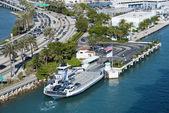 离开迈阿密,佛罗里达州 — 图库照片