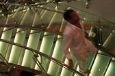 Inside a Cruise Ship, April 2009 — 图库照片