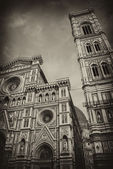 Piazza del Duomo, Florence — Stok fotoğraf