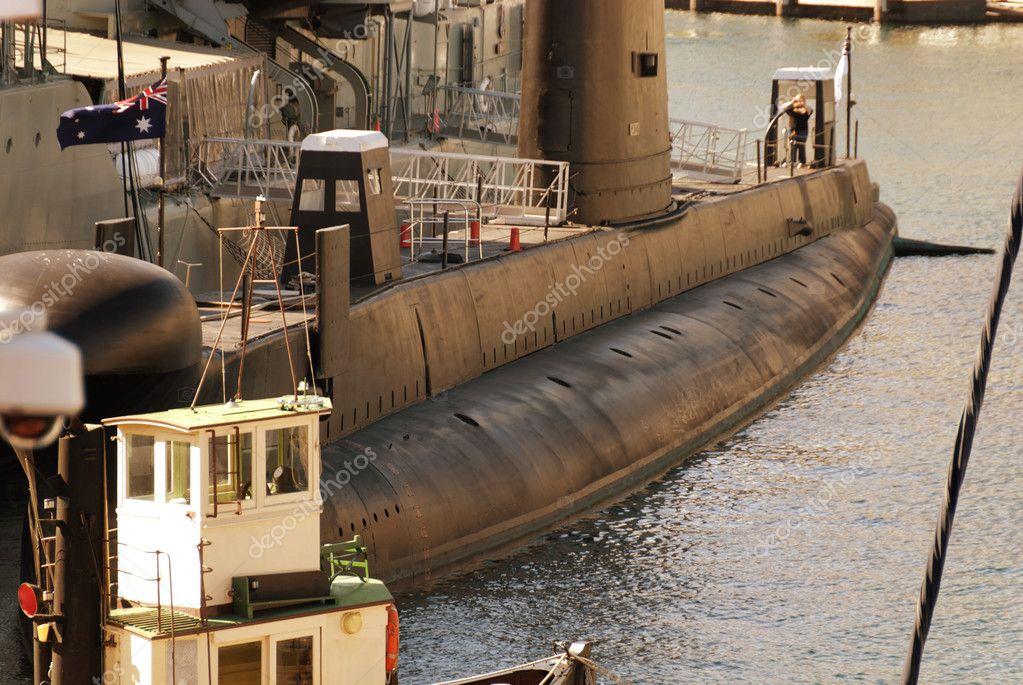якоря для подводных лодок