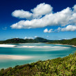 Whitehaven Beach, Australia - Stock Photo