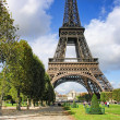 Stock Photo: View of Paris, France