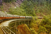 Kuranda Train to Cairns — Stock Photo