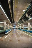 Airport Interior — Stock Photo