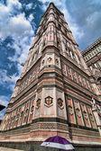 フィレンツェ ドゥオーモ広場 — ストック写真