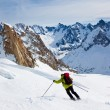 Skiing — Stock Photo #2714490