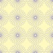 Royalty-Free Stock Imagen vectorial: Interesting blue seamless pattern