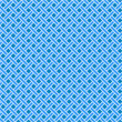 Royalty-Free Stock Vector Image: Blue seamless diagonal mesh