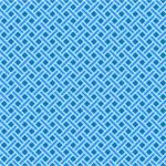Blue seamless diagonal mesh — Stock Vector