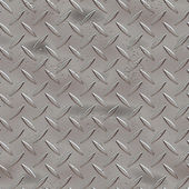 Seamless plate metal texture — Stock Photo