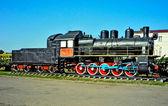 Steam Locomotive — Fotografia Stock