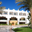Arabic style building of luxury hotel — Stock Photo