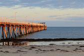 Largs Bay Jetty — Stock Photo