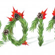 New Year 2011 — Stock Vector #3227035