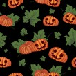 Royalty-Free Stock ベクターイメージ: Seamless Halloween background