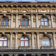 Petersburg's facade — Stock Photo