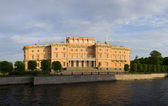 Mikhailovsky castle — Stock Photo