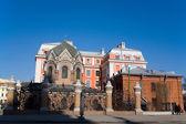 Michailovsky castle — Stock Photo