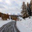 Mountain road — Stockfoto #3227444