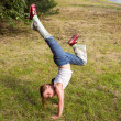 Stock Photo: Acrobat