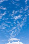 Sky lanscape — Stock Photo