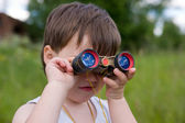 Binocular — Foto de Stock