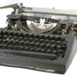 Vintage 1960s Manual Typewriter — Stock Photo #2903399