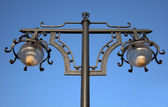 Old fashioned street light. — Stock Photo