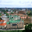 Vyborg - city center — Stock Photo