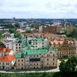 Stock Photo: Vyborg - city center