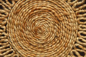 Brown jute texture background — Stock Photo