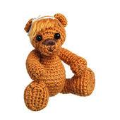 Cute little teddy bear — Stock Photo