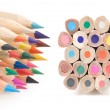 Colored pencils — Stock Photo #2770225