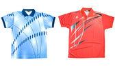Two sports shirts — Stock Photo