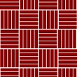 Red longitudinal and transverse stripes — Stock Photo #3330660