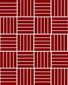 Red longitudinal and transverse stripes — Stock Photo