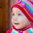 Stock Photo: Beautiful child