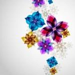Summer flower — Stock Vector #2760743