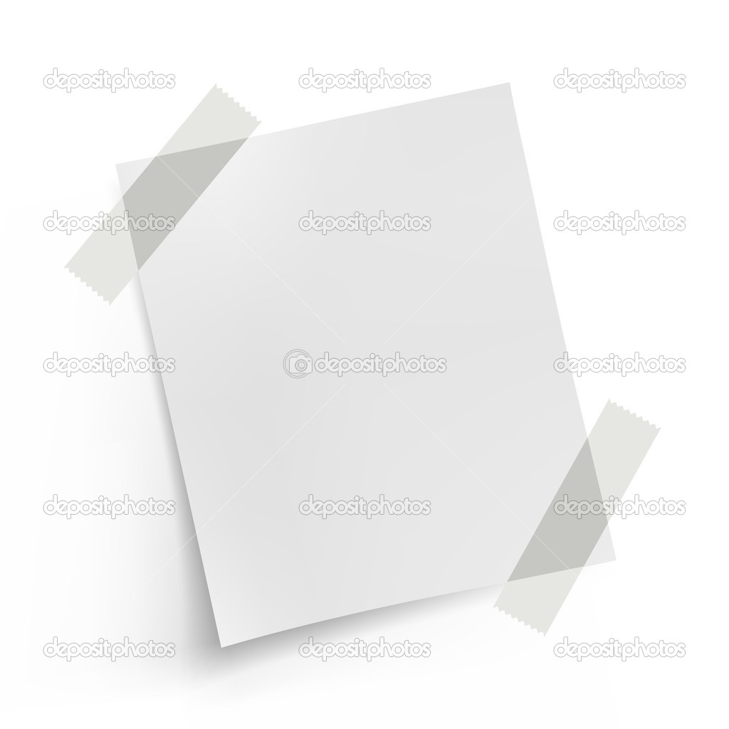 Note paper — Stock Photo #3306146