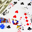 Royalty-Free Stock Photo: Gambling