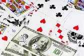 Hazardní hry — Stock fotografie