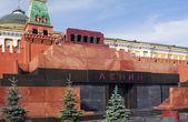 Lenin Mausoleum, Red Square. — Stock Photo