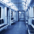 Subway train - Stock Photo