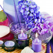 Spa and aromatherapy - Stock Photo