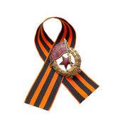 Great Patriotic War medal — Stockfoto