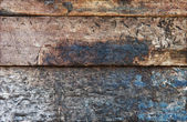 Background in the form of wooden boards — Stock Photo