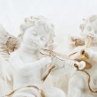 Figurines in the form of the angel — Stock Photo #3125812